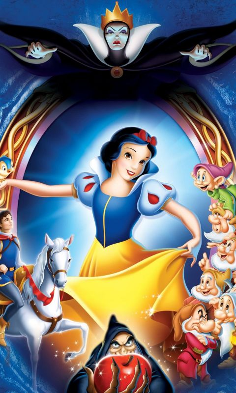Dissecting the Classics Snow White and the Seven D... wallpaper