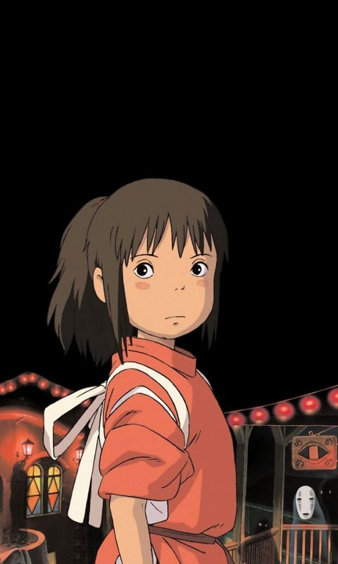 Spirited Away Phone New Studio Ghibli wallpaper