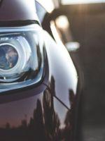 Car close up