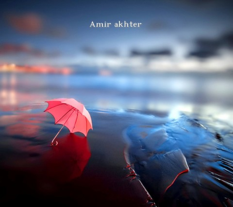 Amir akhter Text Wallpaper